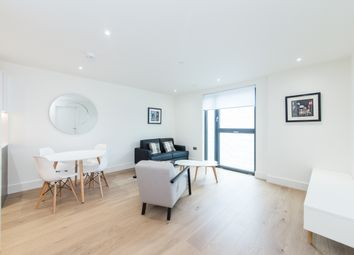 Thumbnail 1 bed flat to rent in North West Village, Wembey Park, London