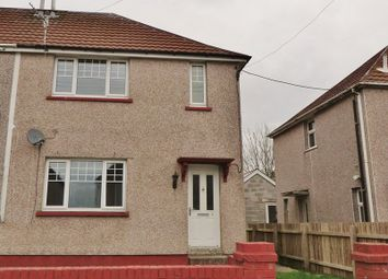 Thumbnail 3 bedroom semi-detached house for sale in Western Avenue, Brynmawr, Ebbw Vale