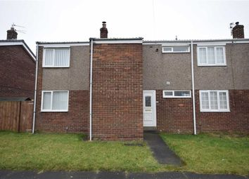 Thumbnail 3 bed end terrace house for sale in Coventry Way, Fellgate, Jarrow