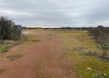 Thumbnail Land to let in Peterborough Road, Whittlesey, Peterborough, Cambridgeshire