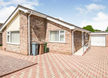Thumbnail 2 bed detached bungalow for sale in Proctor Road, Old Catton, Norwich