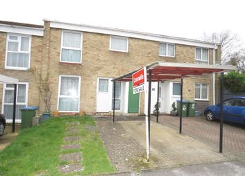 Thumbnail 3 bedroom terraced house for sale in Orkney Close, Southampton