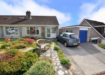 Thumbnail 2 bed semi-detached bungalow for sale in Aspen Close, Tavistock
