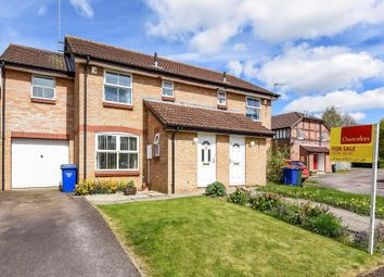 Thumbnail 4 bed semi-detached house for sale in Canterbury Close, Banbury