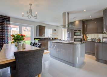 Thumbnail 5 bed detached house for sale in Elers Way, Thaxted, Dunmow
