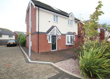 Thumbnail 3 bed detached house for sale in Awel Y Castell, Llandudno Junction