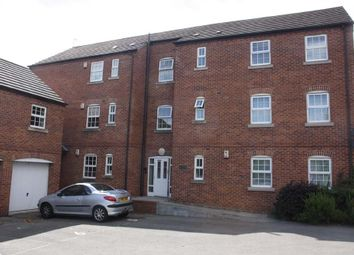 Thumbnail 2 bedroom flat to rent in Herons Court, Whitworth Avenue, Hinckley