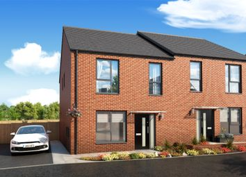 "Thumbnail 4 bed property for sale in ""The Redmire At Birchlands"" at Earl Marshal Road, Sheffield"