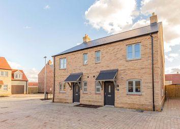 West Street, Comberton, Cambridge, Cambridgeshire CB23. 3 bed semi-detached house for sale