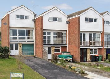 Thumbnail 4 bed town house for sale in Bideford Green, Leighton Buzzard