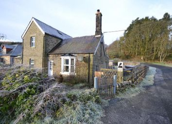 Thumbnail 2 bed semi-detached house for sale in Station House, Langholm Street Newcastleton