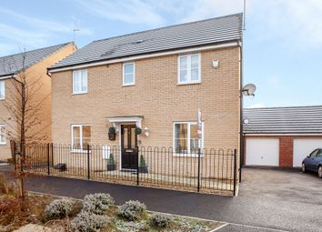 Thumbnail 4 bed detached house for sale in Everest Way, Peterborough, Cambridgeshire