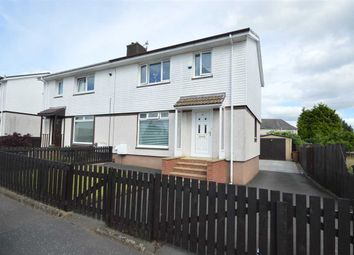 Thumbnail 3 bed semi-detached house for sale in Yett Road, Newarthill, Motherwell