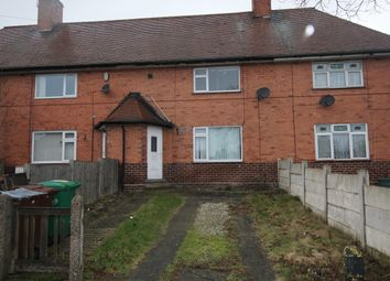 Thumbnail 2 bed terraced house to rent in Bells Lane, Nottingham