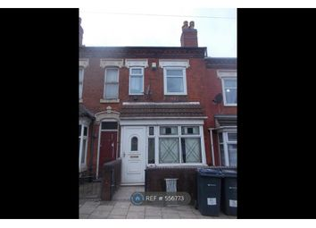 Thumbnail 3 bed terraced house to rent in Nineveh Avenue, Birmingham