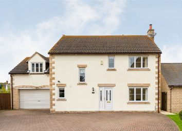 Thumbnail 5 bed detached house for sale in St. Giles Close, Holme, Peterborough