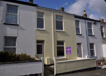 Thumbnail 4 bed terraced house to rent in Clifton Terrace, Falmouth
