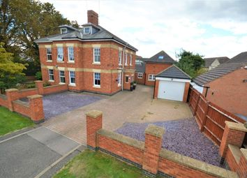 Thumbnail 5 bed semi-detached house for sale in Berrywood Road, Duston, Northampton