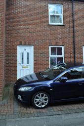 Thumbnail 2 bed terraced house to rent in Pulvertoft Lane, Boston