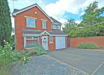Thumbnail 4 bedroom detached house for sale in Cheltenham Avenue, Catshill, Bromsgrove