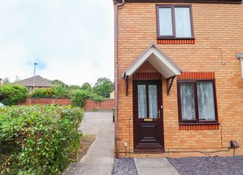 Thumbnail 1 bed end terrace house to rent in Haileybury Gardens, Hedge End, Southampton