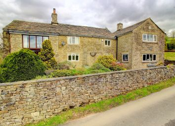 Thumbnail 4 bed detached house for sale in The Wash, Chapel-En-Le-Frith, High Peak