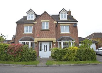 Thumbnail 5 bed detached house for sale in Homestead Close, Frampton Cotterell, Bristol