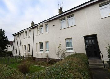Thumbnail 2 bed flat for sale in Netherhill Road, Paisley
