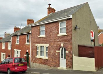Thumbnail 3 bed end terrace house for sale in St Martins Road, Portland, Dorset
