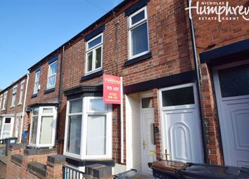 Thumbnail 4 bedroom shared accommodation to rent in Sneyd Terrace, Silverdale, Newcastle-Under-Lyme