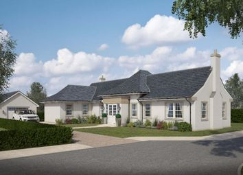 Thumbnail 3 bedroom detached bungalow for sale in Castleton Gardens, Auchterarder, Perthshire