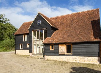 Thumbnail 3 bed barn conversion for sale in Tigbourne Farm, Wormley, Godalming, Surrey
