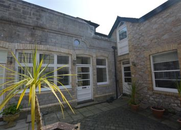 Thumbnail 1 bed terraced house for sale in The Old Town Hall, Manor Road, St Marychurch, Torquay Devon