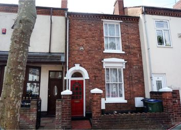 Thumbnail 3 bed terraced house for sale in Herbert Street, West Bromwich