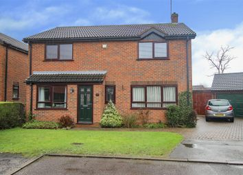 4 bed detached house for sale in Tiree Close, Trowell, Nottingham NG9
