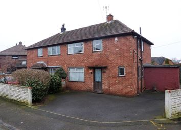 Thumbnail 3 bed semi-detached house to rent in Wilkes Avenue, Measham, Swadlincote
