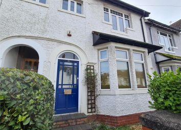 Thumbnail 4 bed terraced house to rent in Cornerswell Road, Penarth
