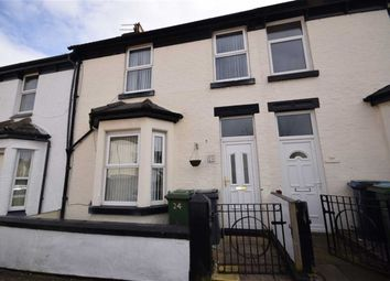 Thumbnail 2 bedroom terraced house for sale in Balmoral Road, Wallasey, Merseyside