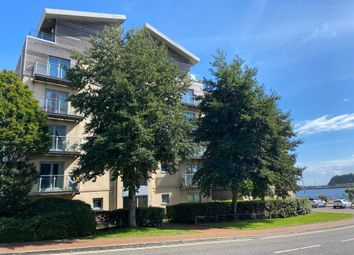 Thumbnail 2 bed flat for sale in Venezia House, Glanfa Dafydd, Barry Waterfront, Vale Of Glamorgan