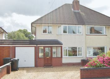 Thumbnail 3 bed semi-detached house for sale in Delaware Avenue, Albrighton, Wolverhampton