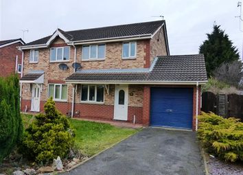 Thumbnail 3 bed semi-detached house for sale in Betony Close, Scunthorpe