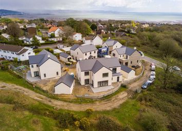 Thumbnail 4 bed detached house for sale in Gower Court, Mayals, Swansea, Swansea