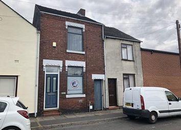 Thumbnail Office for sale in 12 & 14 Cape Street, Hanley, Stoke-On-Trent