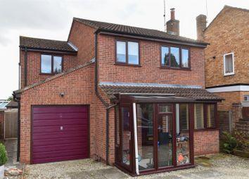 Thumbnail 4 bed detached house for sale in Chamberlain Close, Cubbington, Leamington Spa