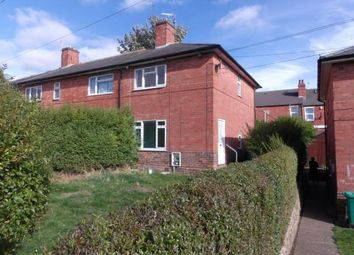 Thumbnail 2 bed semi-detached house for sale in Laurie Close, Forest Fields, Nottingham