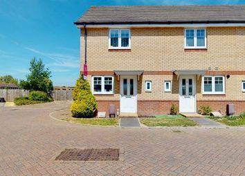 2 bed terraced house for sale in Adlington Gardens, Bognor Regis PO21