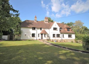 Thumbnail 5 bed detached house for sale in Threals Lane, West Chiltington, Pulborough