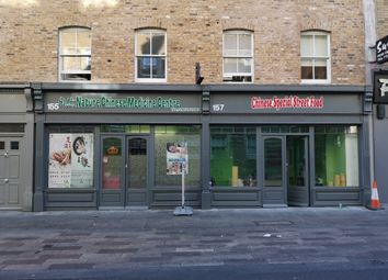 Thumbnail Retail premises to let in Whitecross Street, London