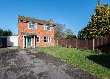 Thumbnail 4 bed detached house for sale in Jays Nest Close, Blackwater, Camberley