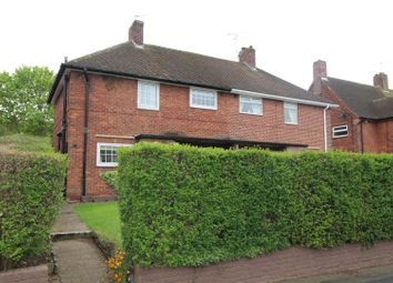 Thumbnail 3 bed semi-detached house for sale in Cavendish Road, Worksop